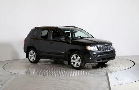 2011 Jeep Compass Limited A/C CUIR TOIT MAGS #0