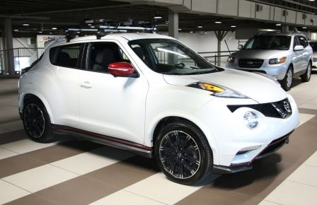 2015 Nissan Juke SV NISMO AWD AUTO A/C NAVIGATION MAGS BLUETOOTH #0