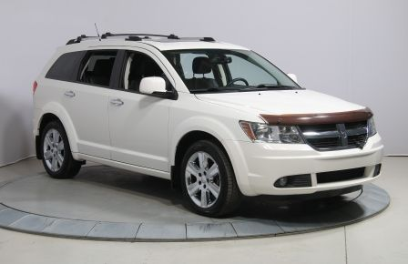 2010 Dodge Journey R/T 4WD CUIR TOIT MAGS 7PASSAGERS #0