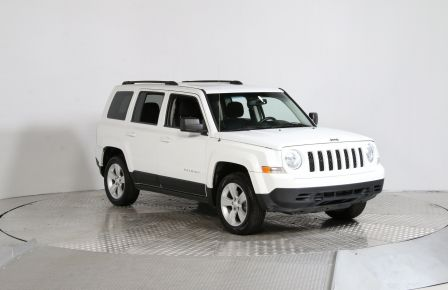 2012 Jeep Patriot NORTH AUTO A/C GR ELECT MAGS BLUETHOOT #0