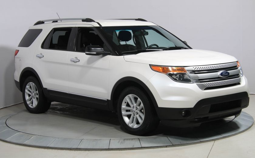 2014 Ford Explorer XLT A/C MAGS BLUETOOTH GR ELECT #0