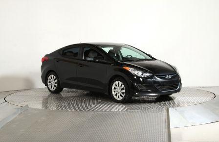 2013 Hyundai Elantra GL AUTO A/C BLUETOOTH GR ELECT #0