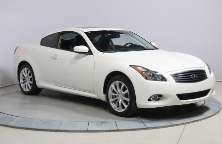 2012 Infiniti G37 COUPE PREMIUM X AWD AUTO A/C CUIR TOIT MAGS CAMÉRA #0