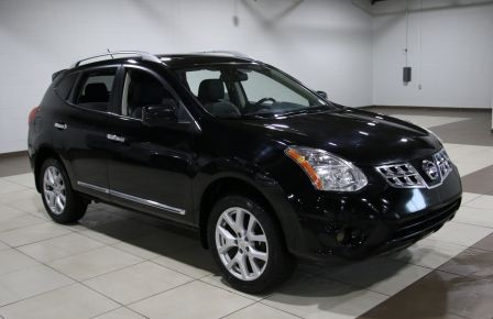 2013 Nissan Rogue SL TECH AWD A/C CUIR TOIT NAVIGATION  MAGS 18