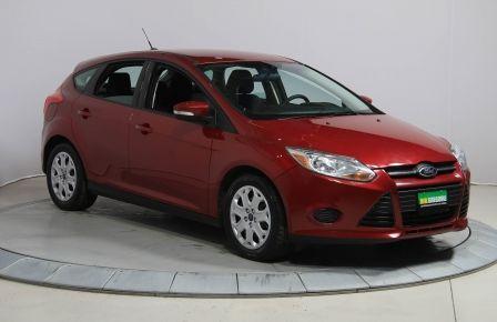 2013 Ford Focus HATCHBACK SE AUTO A/C GR ELECT BLUETHOOT #0