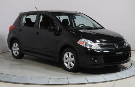 2012 Nissan Versa * 1.8 SL * MAN * TOIT * MAGS * BLUETOOTH * #0