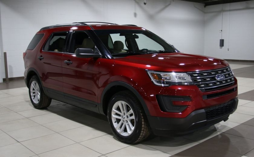 2016 Ford Explorer A/C GR ELECT MAGS BLUETHOOT 7 PASSAGERS #0