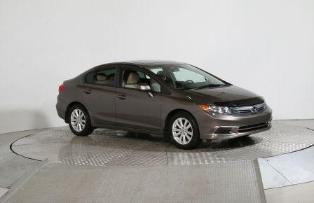 2012 Honda Civic EX AUTO A/C GR ELECT TOIT MAGS BLUETHOOT #0