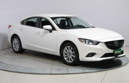 2015 Mazda 6 GS A/C MAGS BLUETOOTH #0
