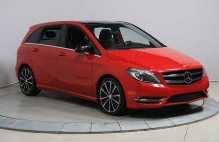 2013 Mercedes Benz B250 B250 Sports Tourer #0