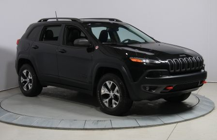 2016 Jeep Cherokee TRAILHAWKS 4X4 A/C BLUETOOTH NAV #0