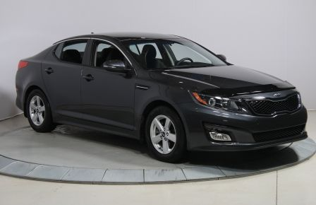 2015 Kia Optima LX AUTO MAGS BLUETOOTH GR ELECT #0