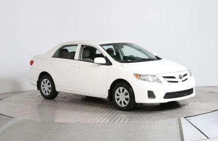 2013 Toyota Corolla CE AUTO A/C GR ELECT BLUETHOOT #0