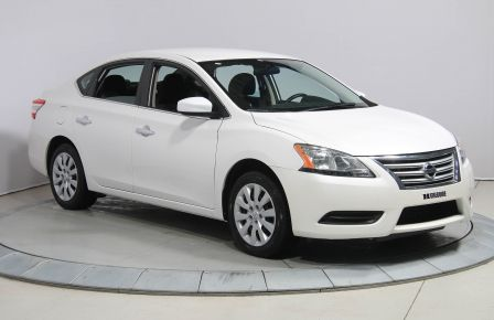 2014 Nissan Sentra SV A/C MAGS BLUETOOTH GR ELECT #0