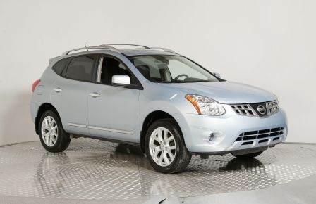 2013 Nissan Rogue SV AWD AUTO A/C TOIT MAGS BLUETOOTH CAM.RECUL #0