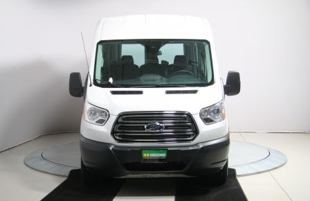 2015 Ford TRANSIT XLT 8 PASSAGERS #0