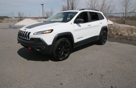 2016 Jeep Cherokee Trailhawk #0