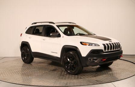 2016 Jeep Cherokee Trailhawk #0
