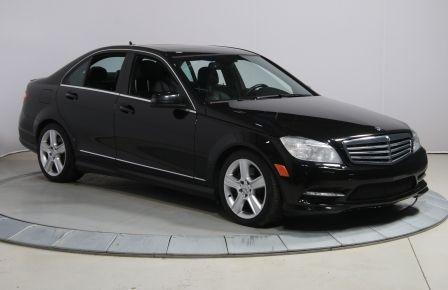 2011 Mercedes Benz C350 4 MATIC AUTO A/C CUIR TOIT MAGS #0