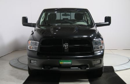 2011 Ram 1500 OUTDOORSMAN 4WD A/C MAGS #0
