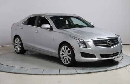 2013 Cadillac ATS LUXURY 2.0T AWD CUIR TOIT NAVIGATION  MAGS 19