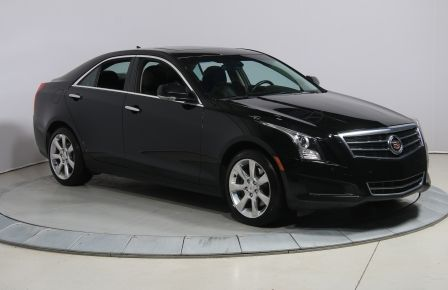 2014 Cadillac ATS Luxury AWD 2.0T AUTO A/C CUIR TOIT MAGS BLUETHOOT #0