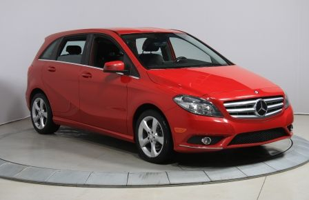 2014 Mercedes Benz B250 B250 Sports Tourer #0