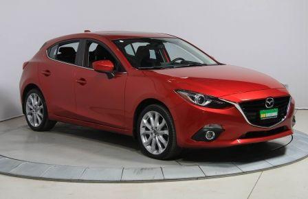 2014 Mazda 3 GT-SKY AUTO MAGS BLUETOOTH CAMERA RECUL CUIR TOIT #0