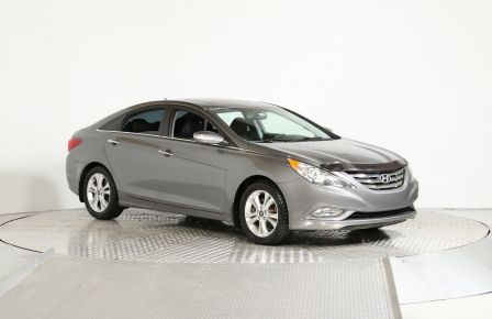 2013 Hyundai Sonata LIMITED AUTO A/C CUIR TOIT MAGS BLUETHOOT #0