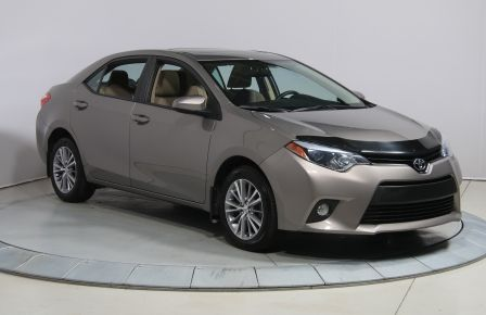 2014 Toyota Corolla LE AUTO A/C TOIT MAGS #0