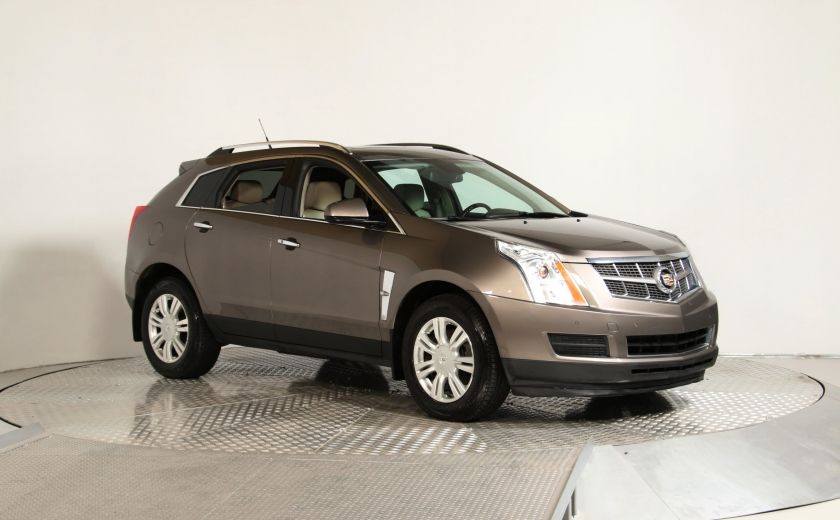 2011 Cadillac SRX 3.0 LUXURY AUTO A/C MAGS TOIT PANORAMIQUE CUIR GR #0