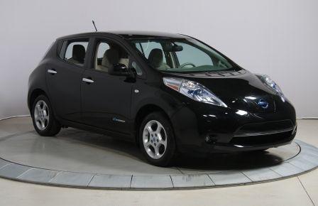 2012 Nissan Leaf SL ÉLECTRIQUE AUTO A/C GR ÉLECT MAGS BLUETHOOT NAV #0