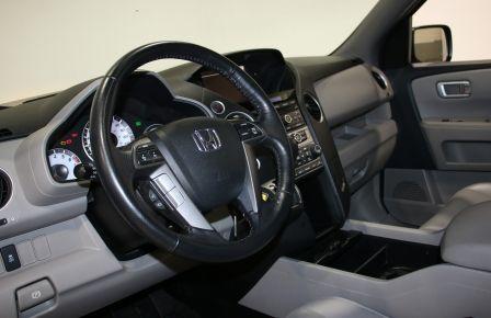 2013 Honda Pilot EX-L 4WD CUIR TOIT MAGS BLUETOOTH  8PASSAGERS #0