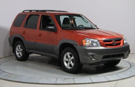 2005 Mazda Tribute GX #0