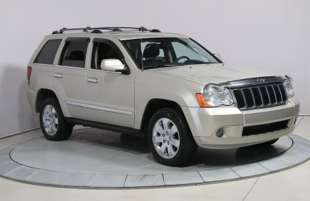 2010 Jeep Grand Cherokee LIMITED 4X4 CUIR TOIT MAGS #0