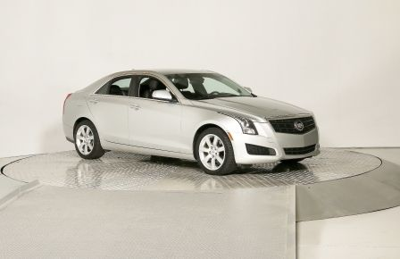 2013 Cadillac ATS 4DR RWD AUTO A/C MAGS CUIR BLUETOOTH GR ELECT #0