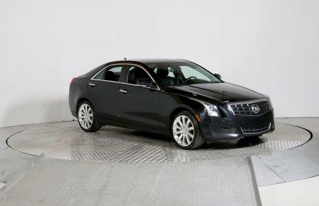 2013 Cadillac ATS Luxury AWD A/C CUIR MAGS BLUETHOOT #0