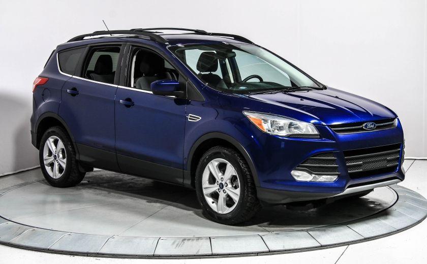2014 Ford Escape SE 4x4 A/C BLUETOOTH MAGS CAMERA DE RECUL #0