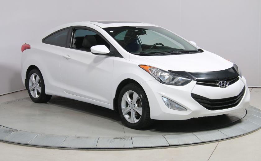 2013 Hyundai Elantra GLS BLUETOOTH TOIT MAGS #0