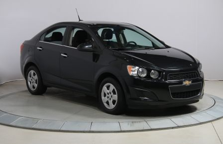 2013 Chevrolet Sonic LT A/C BLUETOOTH GR ELECT #0