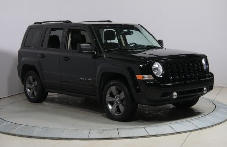 2014 Jeep Patriot HIGH ALTITUDE CUIR TOIT MAGS #0