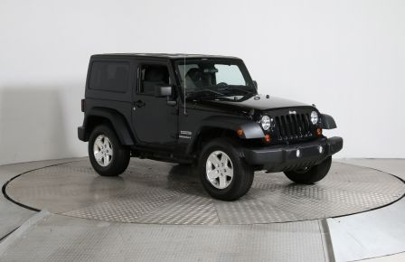 2011 Jeep Wrangler Sport 4WD AUTO A/C GR ELECT MAGS #0