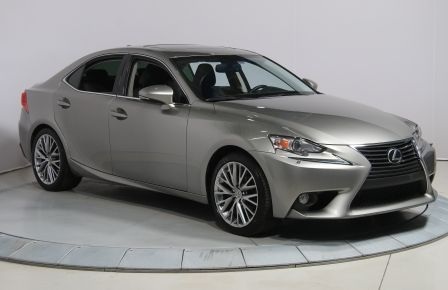 2014 Lexus IS250 AWD BLUETOOTH CUIR TOIT MAGS #0