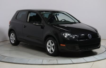 2013 Volkswagen Golf Trendline #0