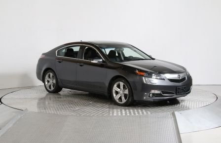 2012 Acura TL SH-AWD CUIR TOIT MAGS BLUETOOTH #0