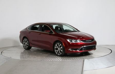 2016 Chrysler 200 C A/C CUIR TOIT MAGS BLUETHOOT #0