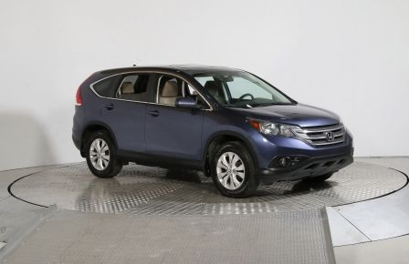 2012 Honda CRV EX AWD A/C GR ELECT TOIT MAGS BLUETOOTH CAM.RECUL #0