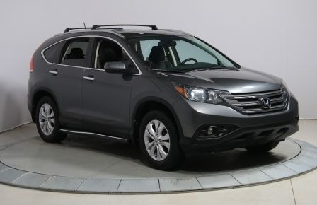 2013 Honda CRV TOURING AWD BLUETOOTH NAV #0