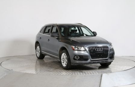 2013 Audi Q5 2.0L PREMIUM PLUS QUATTRO NAV #0