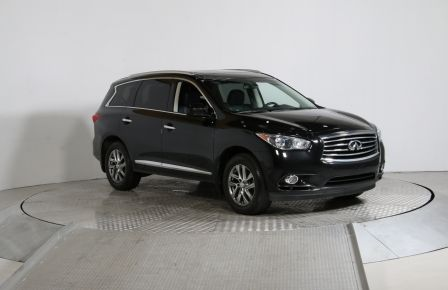 2013 Infiniti JX35 AWD CUIR TOIT MAGS BLUETOOTH 7PASSAGERS #0